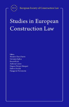 Studies in European Construction Law