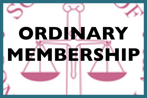 Graphic for ordinary membership